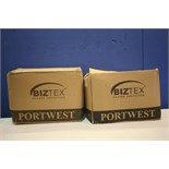 Lot 134 - 2x Box Of Micro Porous Hazard Protection Coveralls