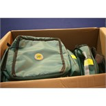 Lot 143 - Job Lot Of SP Services Bags *Various Conditions*