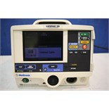 Lot 304 - Medtronic Lifepak 20 Defibrillator *Powers Up* (Slight Damage On Screen)