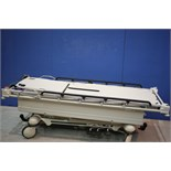 Lot 159 - Stryker Hydraulic Patient Trolley