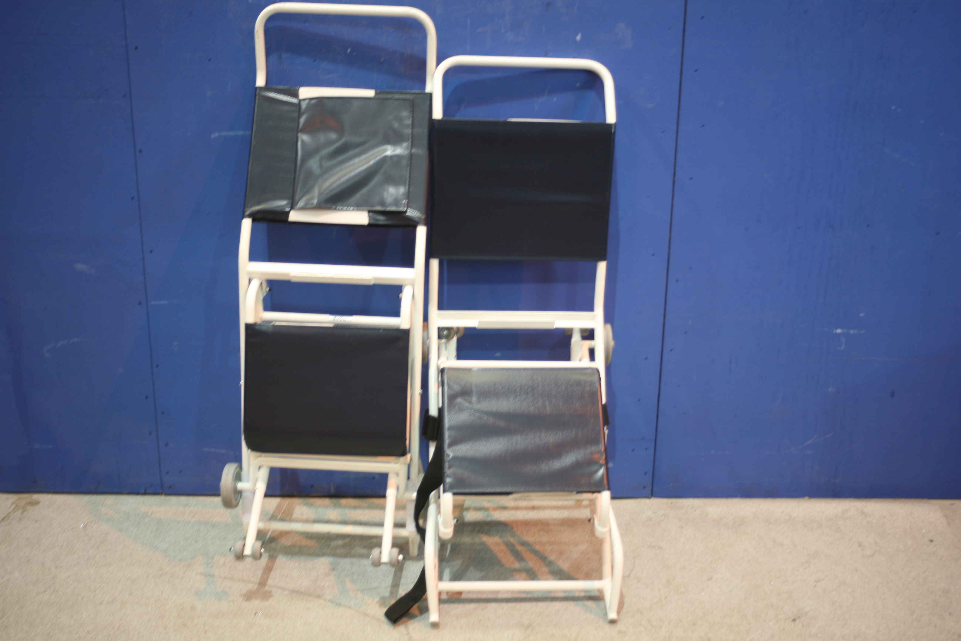 Lot 121 - 2x Roma Medical Stair Evacuation Chair