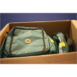 Lot 141 - Job Lot Of SP Services Bags *Various Conditions*