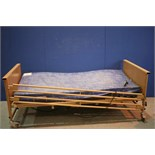 Lot 122 - Electric Hospital Bed *Broken*