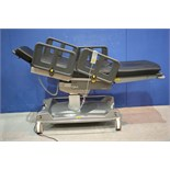 Lot 288 - QA4 Day Surgery Trolley System - Powered *With Remote Control And Mattress* (Tested Working)