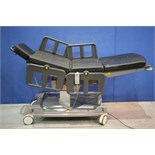 Lot 286 - QA4 Day Surgery Trolley System - Powered *With Remote Control And Mattress* (Tested Working)