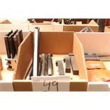 Carbide insert lathe tools & boring bars