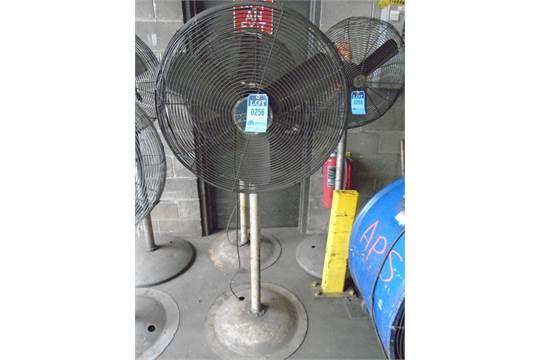 Commercial Air Circulator : Quot diameter patton industrial duty air circulator