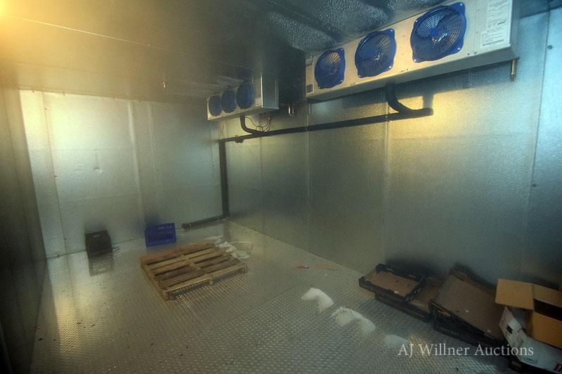 """Lot 13 - Storflex Walk-In Freezer Box, Approximately 10'-4""""x18'-4""""x8'"""