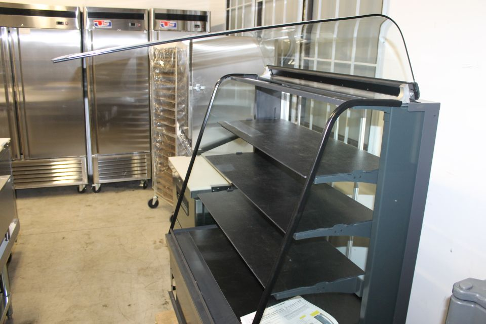 "Lot 4 - Structural Concepts 44"" Dry Display Case"