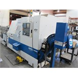 2005 Doosan Daewoo PUMA 2000SY, Twin Spindle CNC Turning Center s/n s/n P200SY0504 w/ Fanuc Series