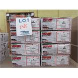 Assorted boxes of screws (8)