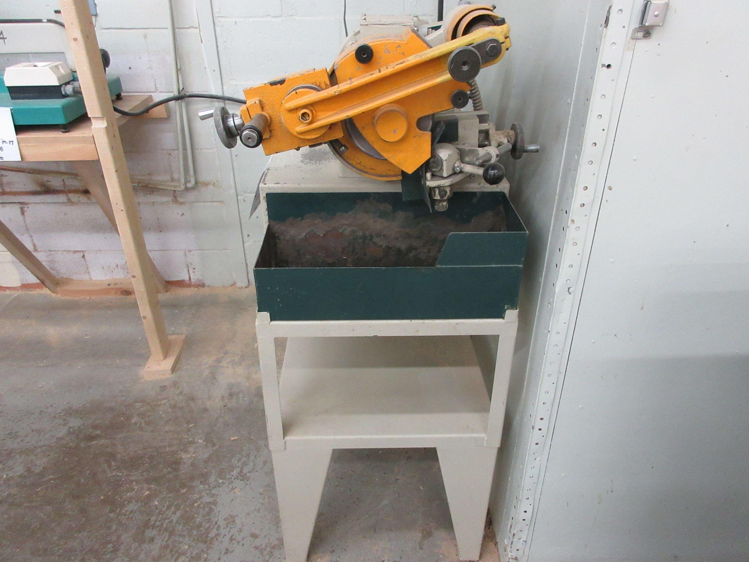 FRAMA grinder/sharpener, Mod: ATC, 600 volts - Image 4 of 6