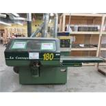 GUILLIET moulder /(4) head planer, Mod: LA CORROYENCE 180 (SUBJECT TO BANK APPROVAL)