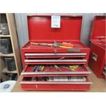 Tool box c/w tools