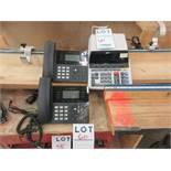 LOT including (2) GRANDSTREAM phones and calculator