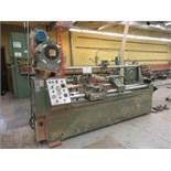 FRAMA 6ft lathe, Mod: TC1500, 600 volts