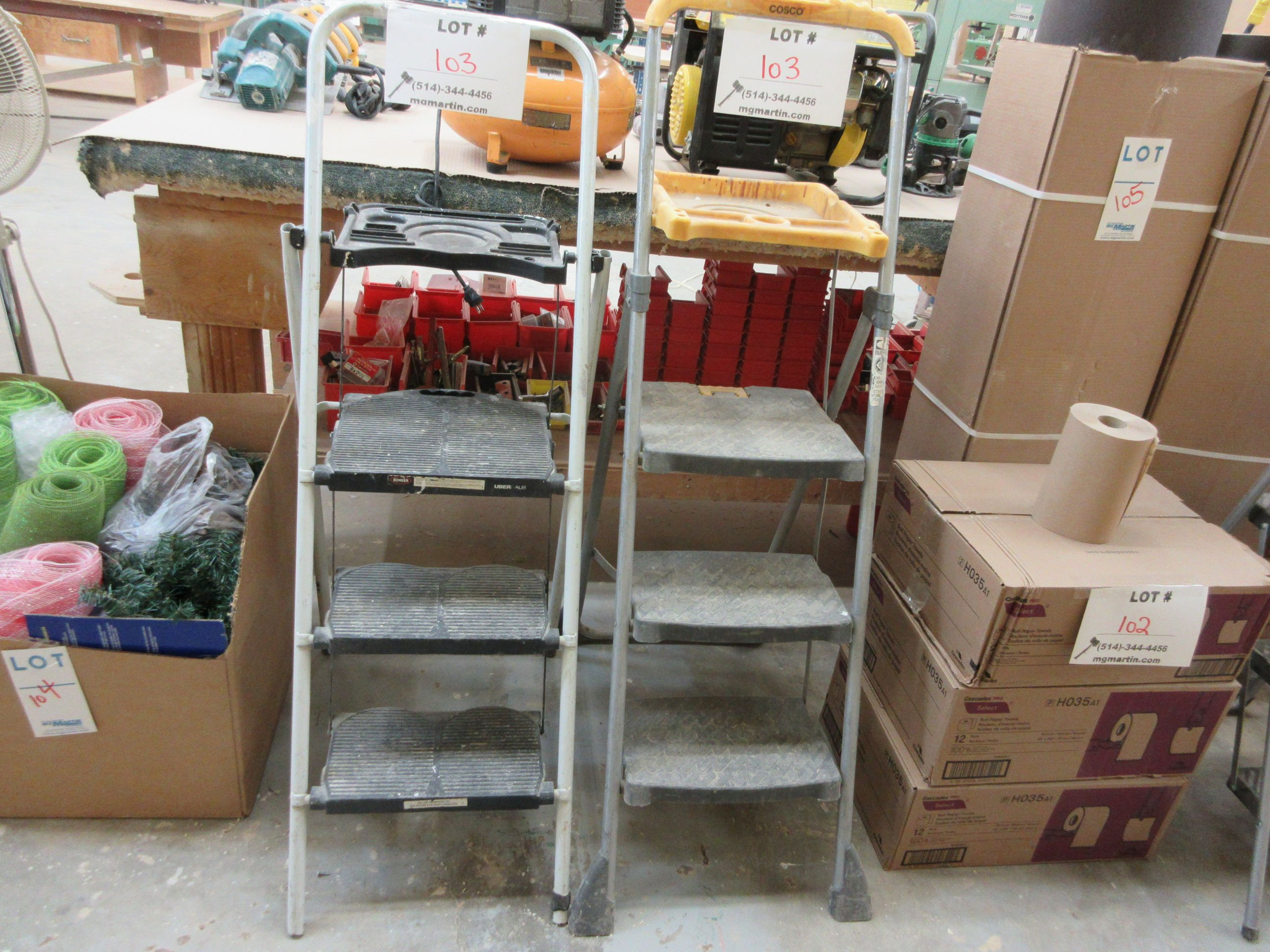 Ladders (2)