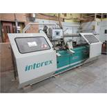INTOREX AutD3:D310+D3:D19omatic lather Mod: CI-300, 10ft,600 volts, year: 2002