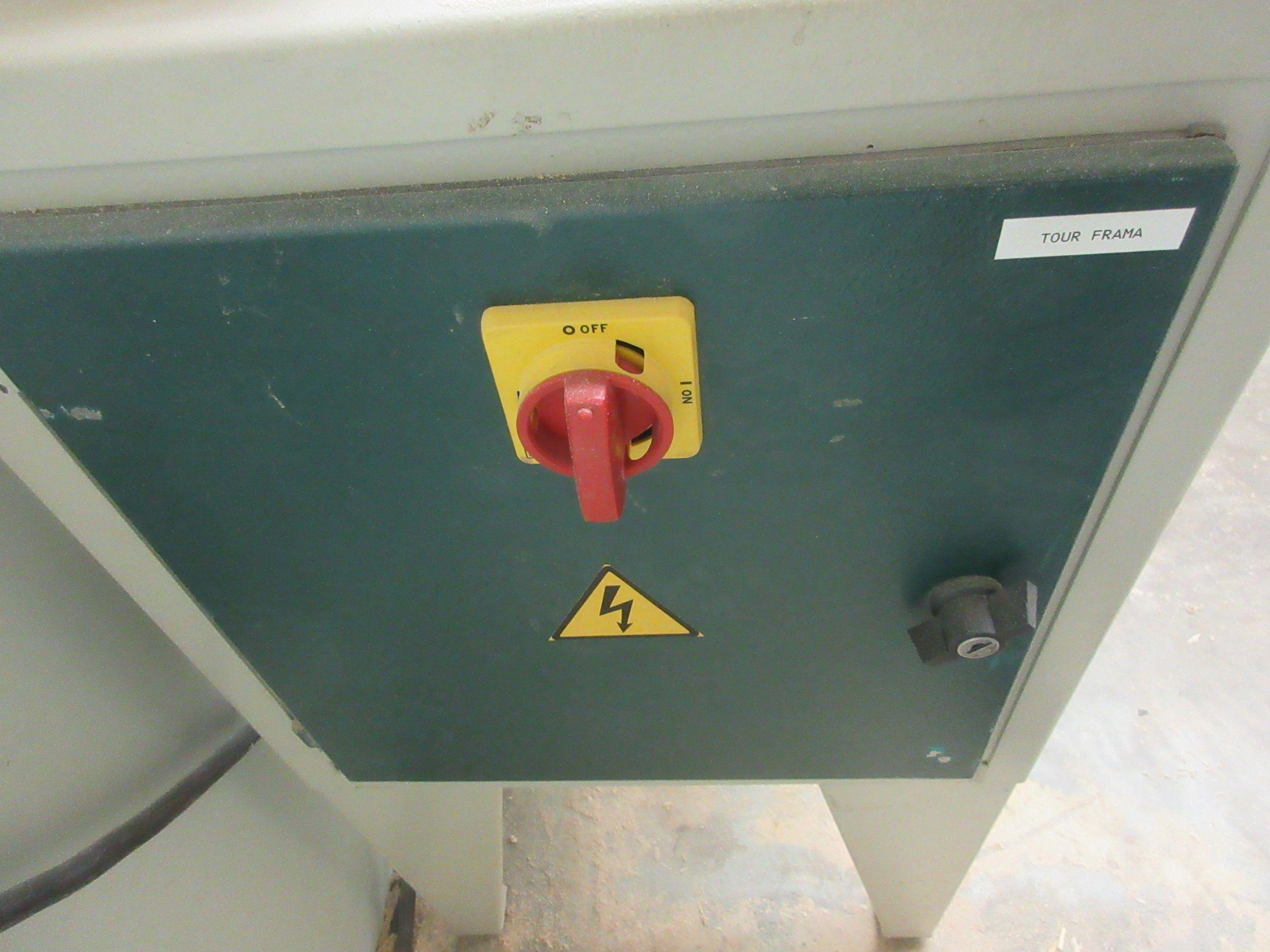 FRAMA grinder/sharpener, Mod: ATC, 600 volts - Image 5 of 6