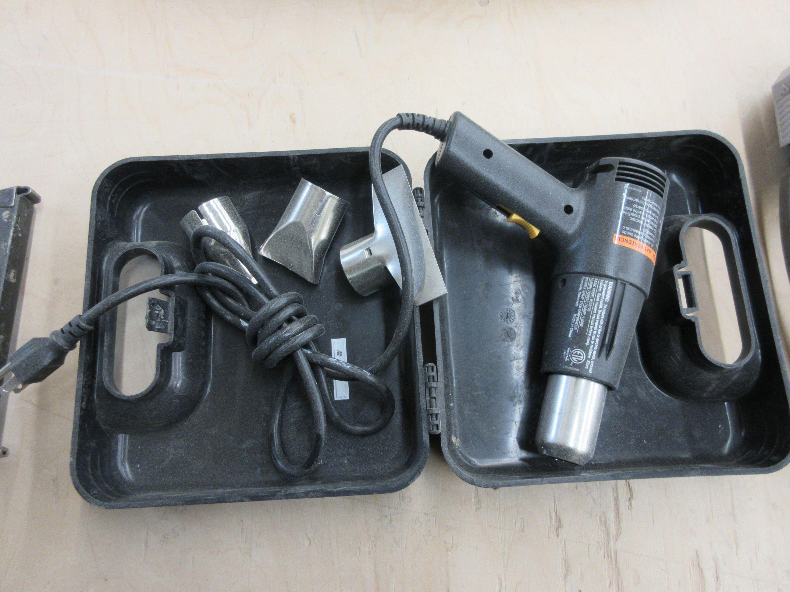 LOT including heater, stapler, etc. - Image 3 of 4
