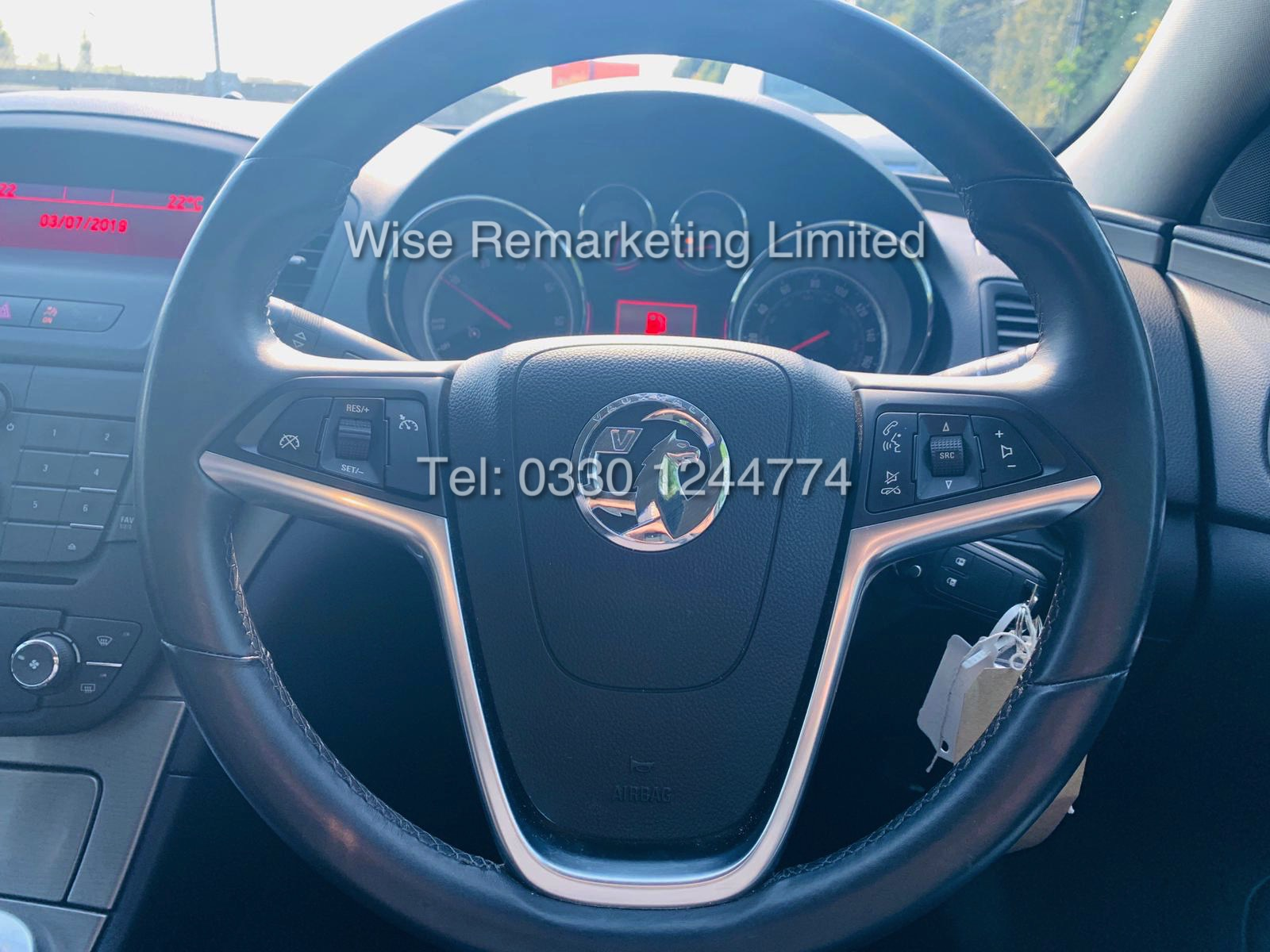 VAUXHALL INSIGNIA 2.0 CDTI ECOFLEX ES 2013 *FSH* 1 OWNER FROM NEW - Image 22 of 30