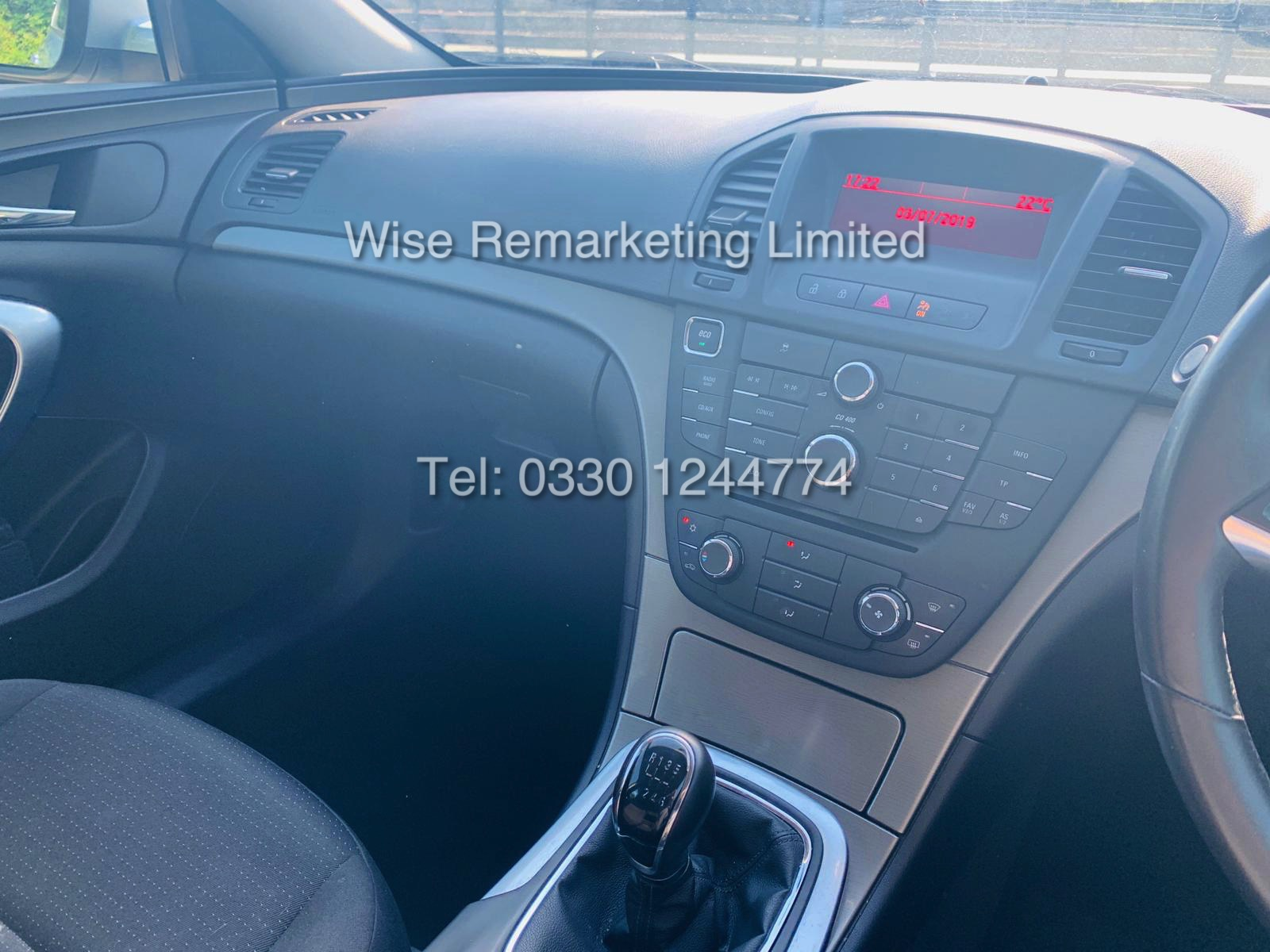 VAUXHALL INSIGNIA 2.0 CDTI ECOFLEX ES 2013 *FSH* 1 OWNER FROM NEW - Image 17 of 30