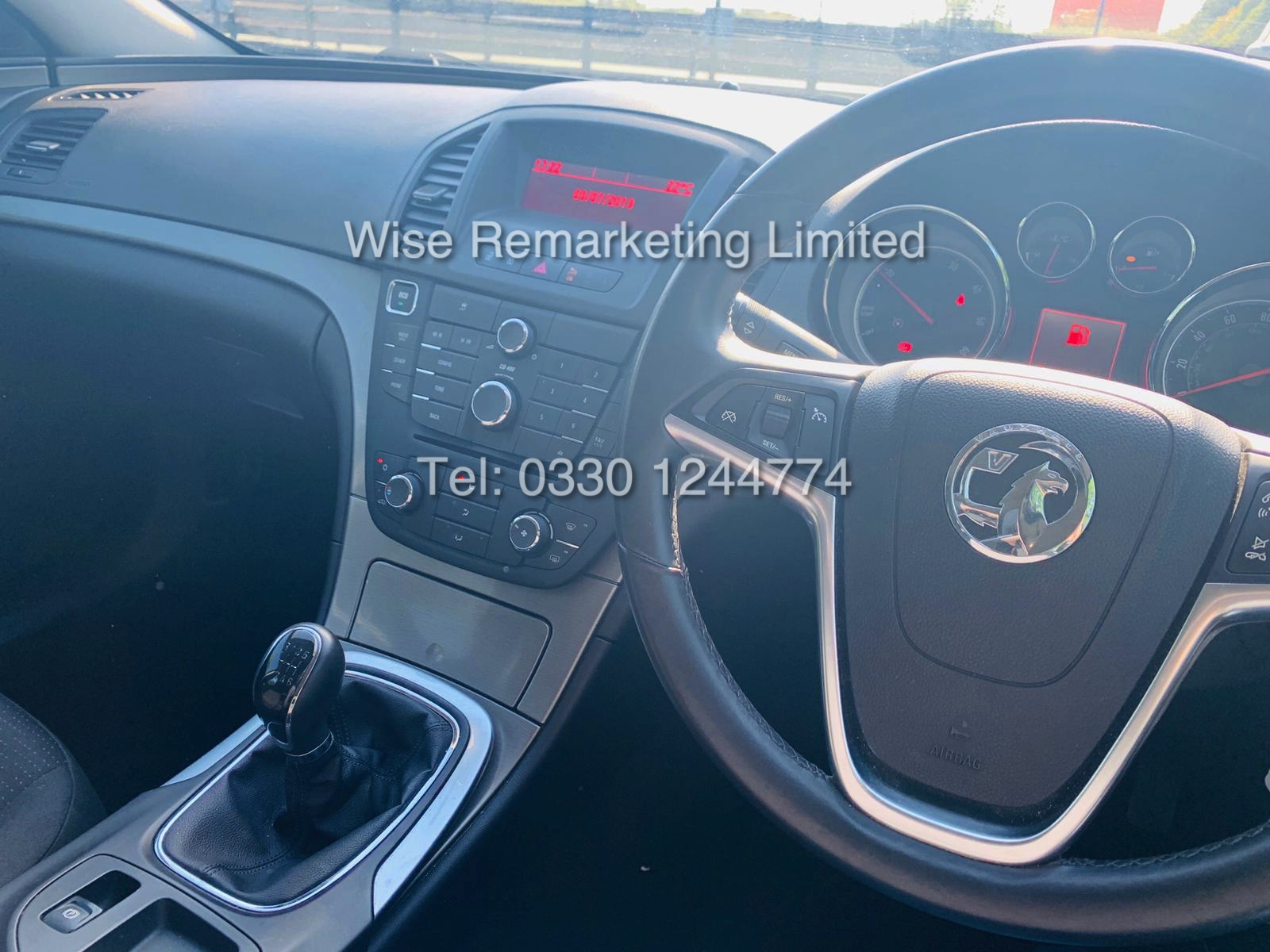 VAUXHALL INSIGNIA 2.0 CDTI ECOFLEX ES 2013 *FSH* 1 OWNER FROM NEW - Image 24 of 30