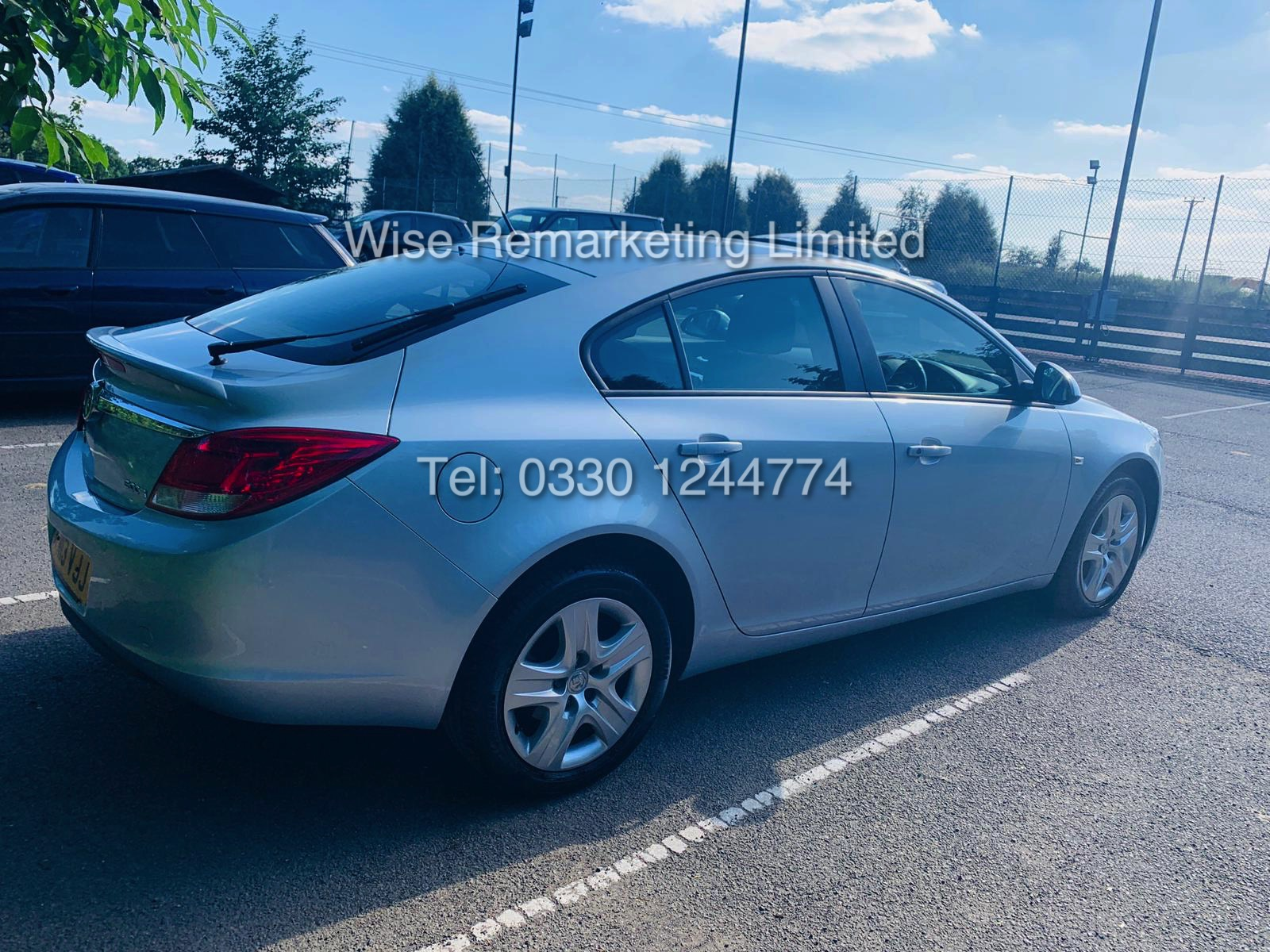 VAUXHALL INSIGNIA 2.0 CDTI ECOFLEX ES 2013 *FSH* 1 OWNER FROM NEW - Image 6 of 30