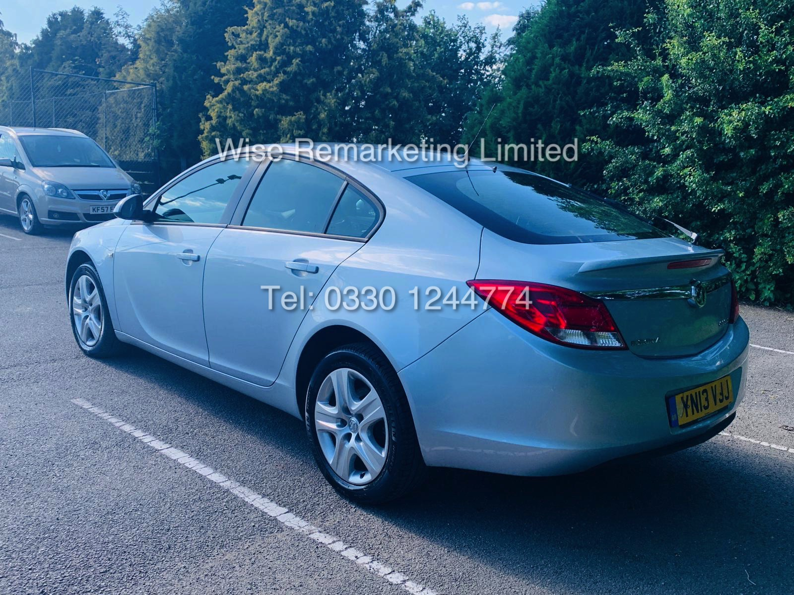 VAUXHALL INSIGNIA 2.0 CDTI ECOFLEX ES 2013 *FSH* 1 OWNER FROM NEW - Image 4 of 30