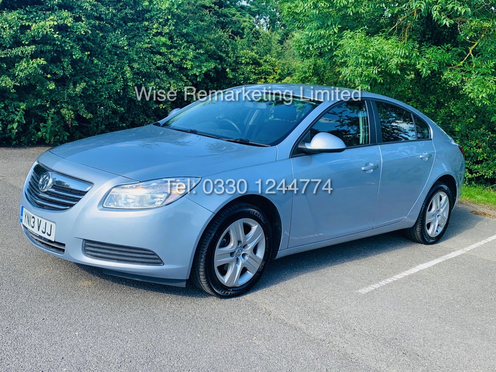 VAUXHALL INSIGNIA 2.0 CDTI ECOFLEX ES 2013 *FSH* 1 OWNER FROM NEW - Image 9 of 30