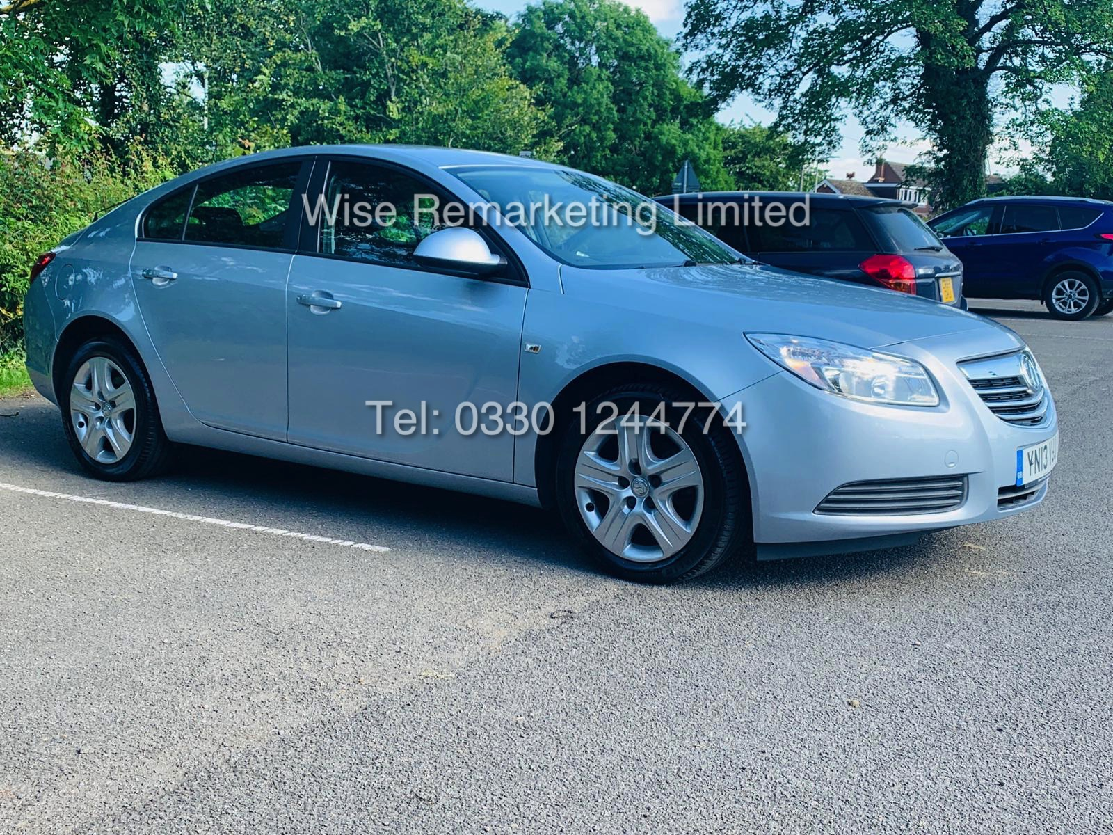 VAUXHALL INSIGNIA 2.0 CDTI ECOFLEX ES 2013 *FSH* 1 OWNER FROM NEW - Image 2 of 30