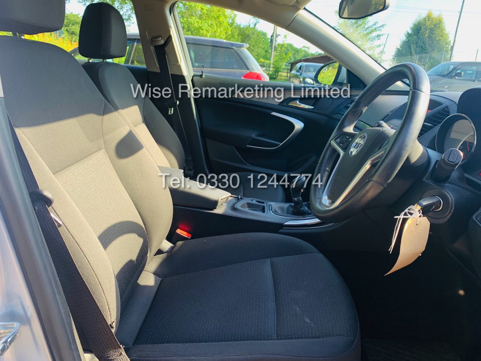 VAUXHALL INSIGNIA 2.0 CDTI ECOFLEX ES 2013 *FSH* 1 OWNER FROM NEW - Image 15 of 30