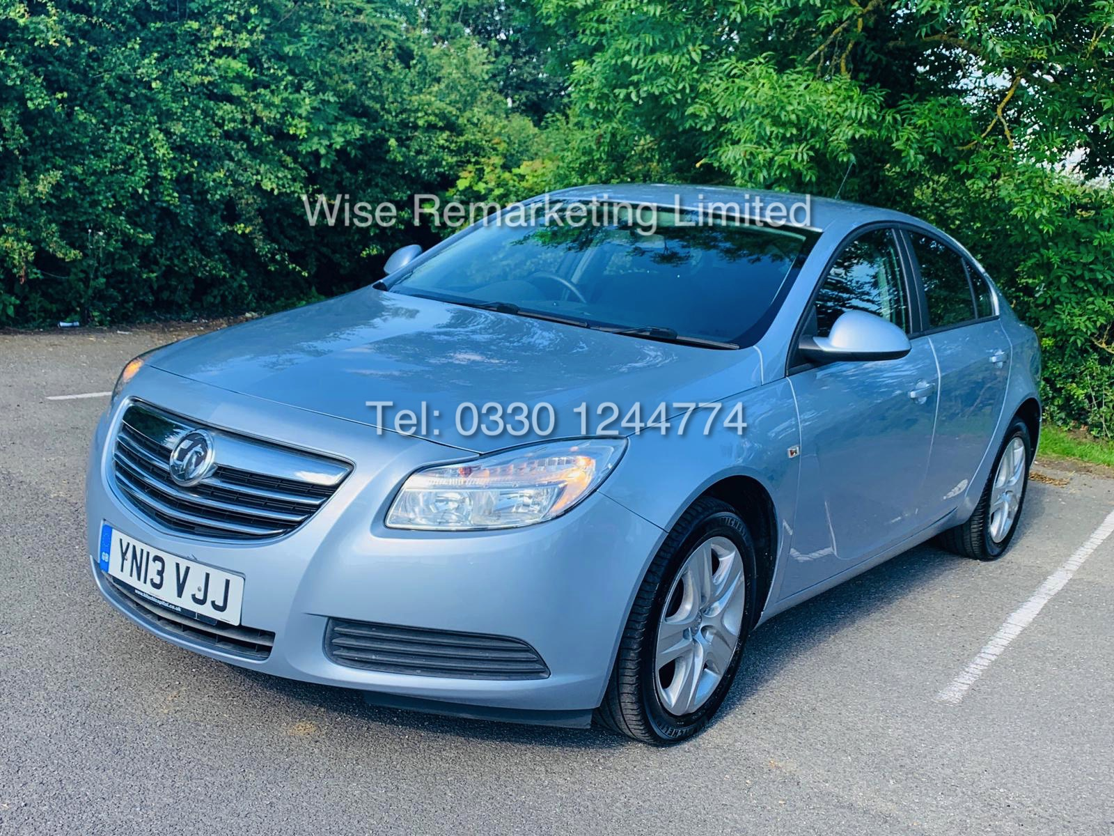 VAUXHALL INSIGNIA 2.0 CDTI ECOFLEX ES 2013 *FSH* 1 OWNER FROM NEW - Image 3 of 30