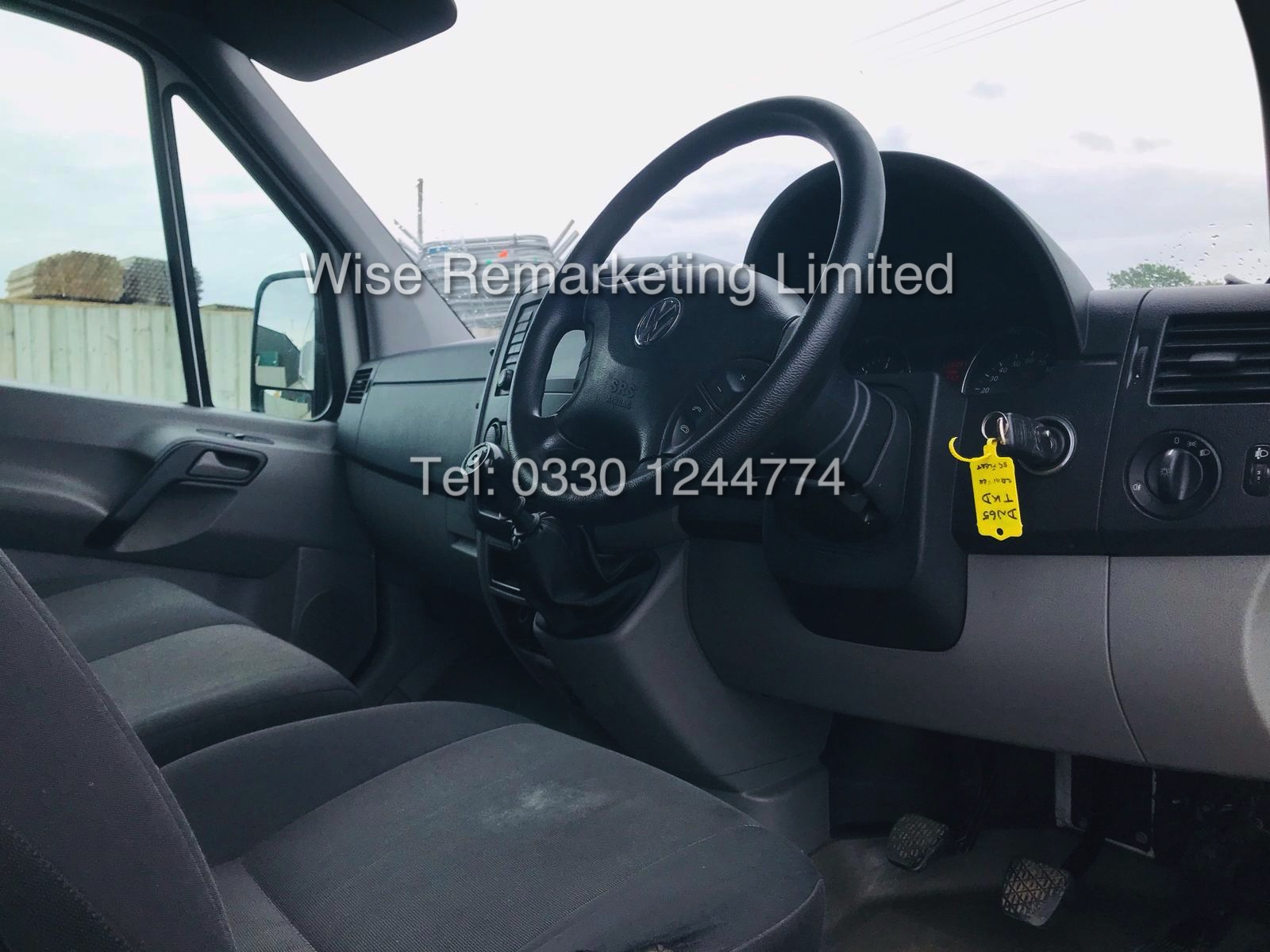 VOLKSWAGEN CRAFTER CR35 2.0 TDI LONG WHEEL BASE 2016 MODEL - Image 11 of 14
