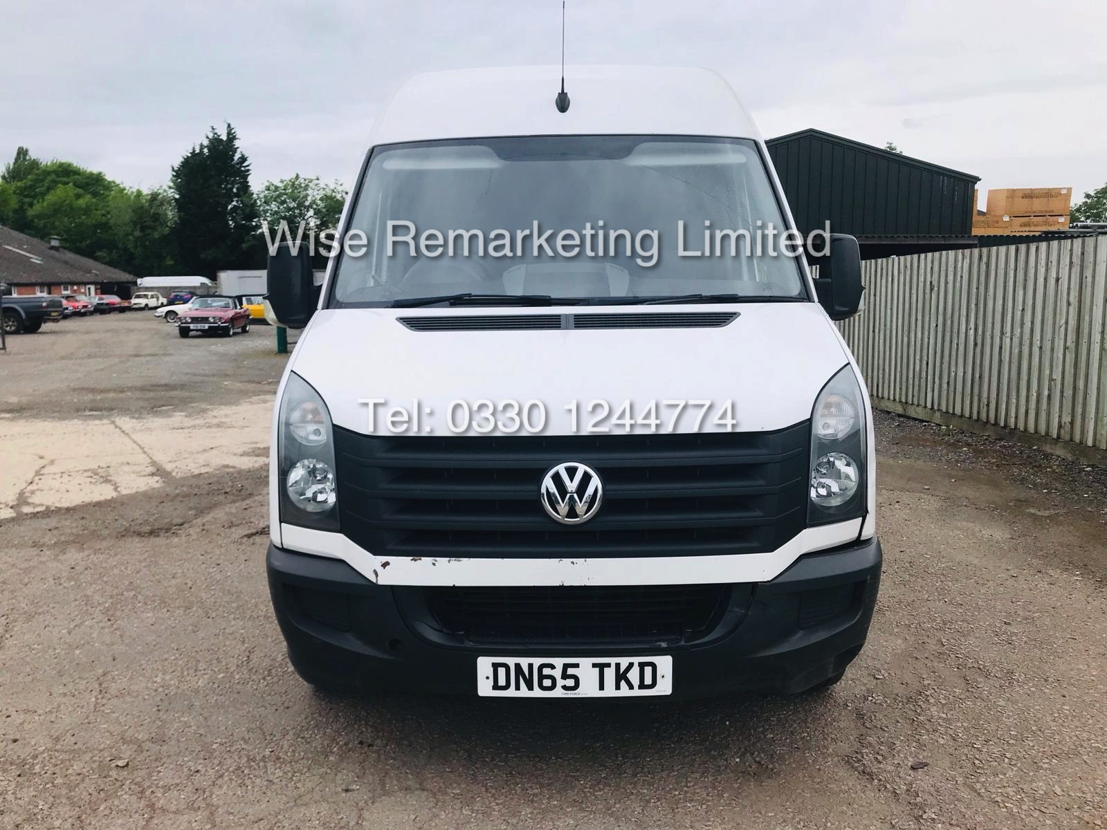 VOLKSWAGEN CRAFTER CR35 2.0 TDI LONG WHEEL BASE 2016 MODEL - Image 2 of 14