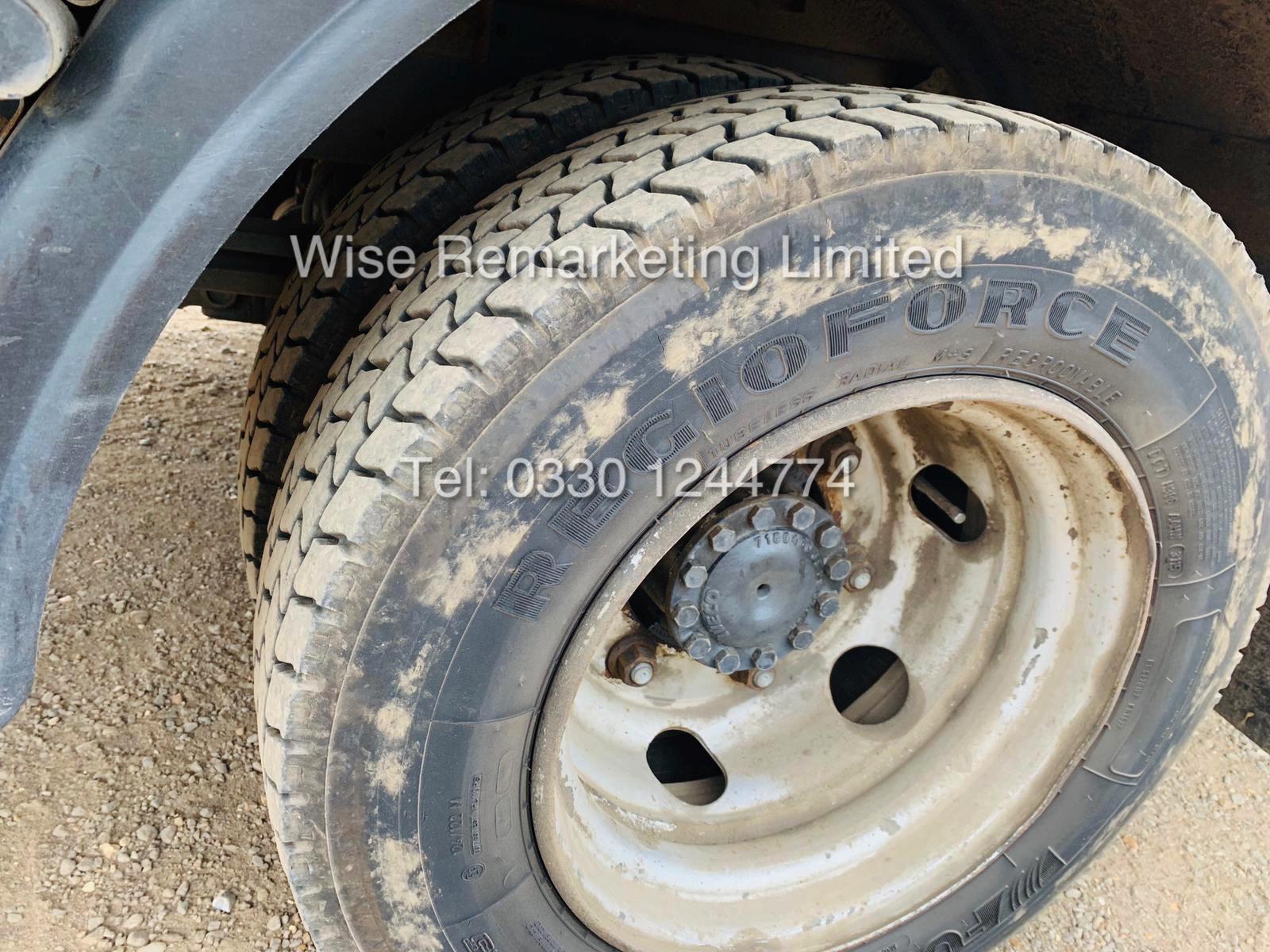 "Lot 20 - IVECO EURO CARGO 75E16 EURO 6 ""ULEZ COMPLIANT - 20 FOOT BOX VAN WITH TAIL LIFT"