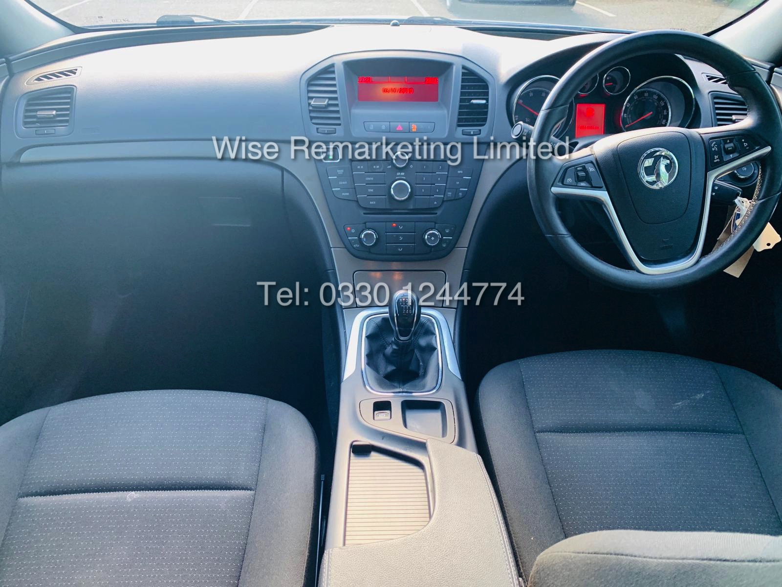 VAUXHALL INSIGNIA 2.0 CDTI ECOFLEX ES 2013 *FSH* 1 OWNER FROM NEW - Image 27 of 30