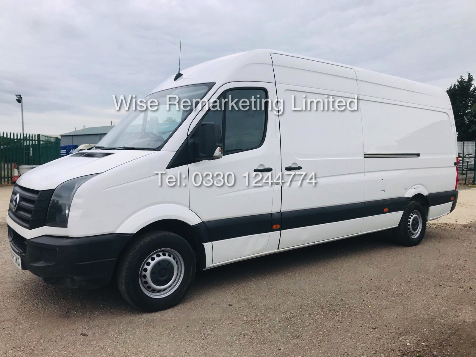 VOLKSWAGEN CRAFTER CR35 2.0 TDI LONG WHEEL BASE 2016 MODEL - Image 5 of 14