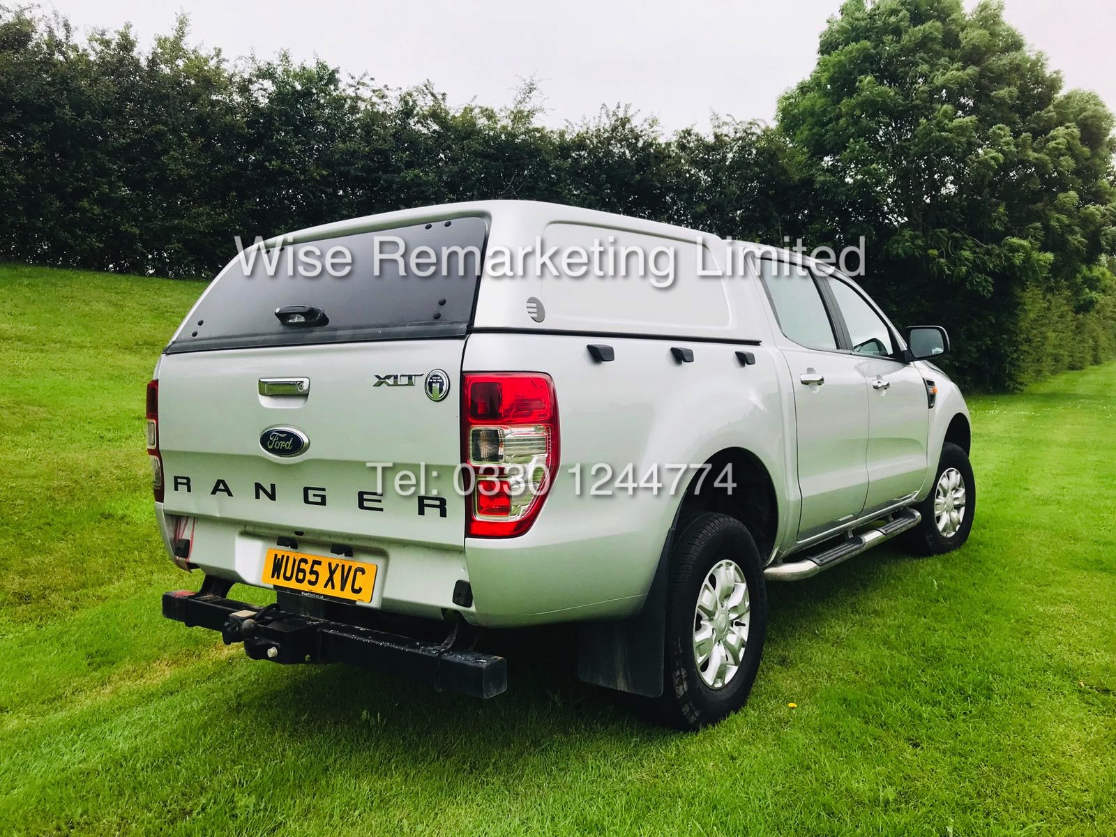 Lot 2 - ***RESERVE MET*** FORD RANGER XLT DOUBLE CAB 4X4 2.2 TDCI 2016 EDITION *FSH* **LOW MILES**