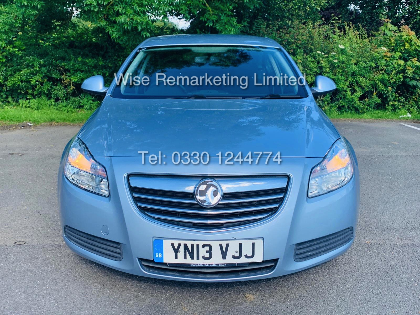 VAUXHALL INSIGNIA 2.0 CDTI ECOFLEX ES 2013 *FSH* 1 OWNER FROM NEW - Image 10 of 30
