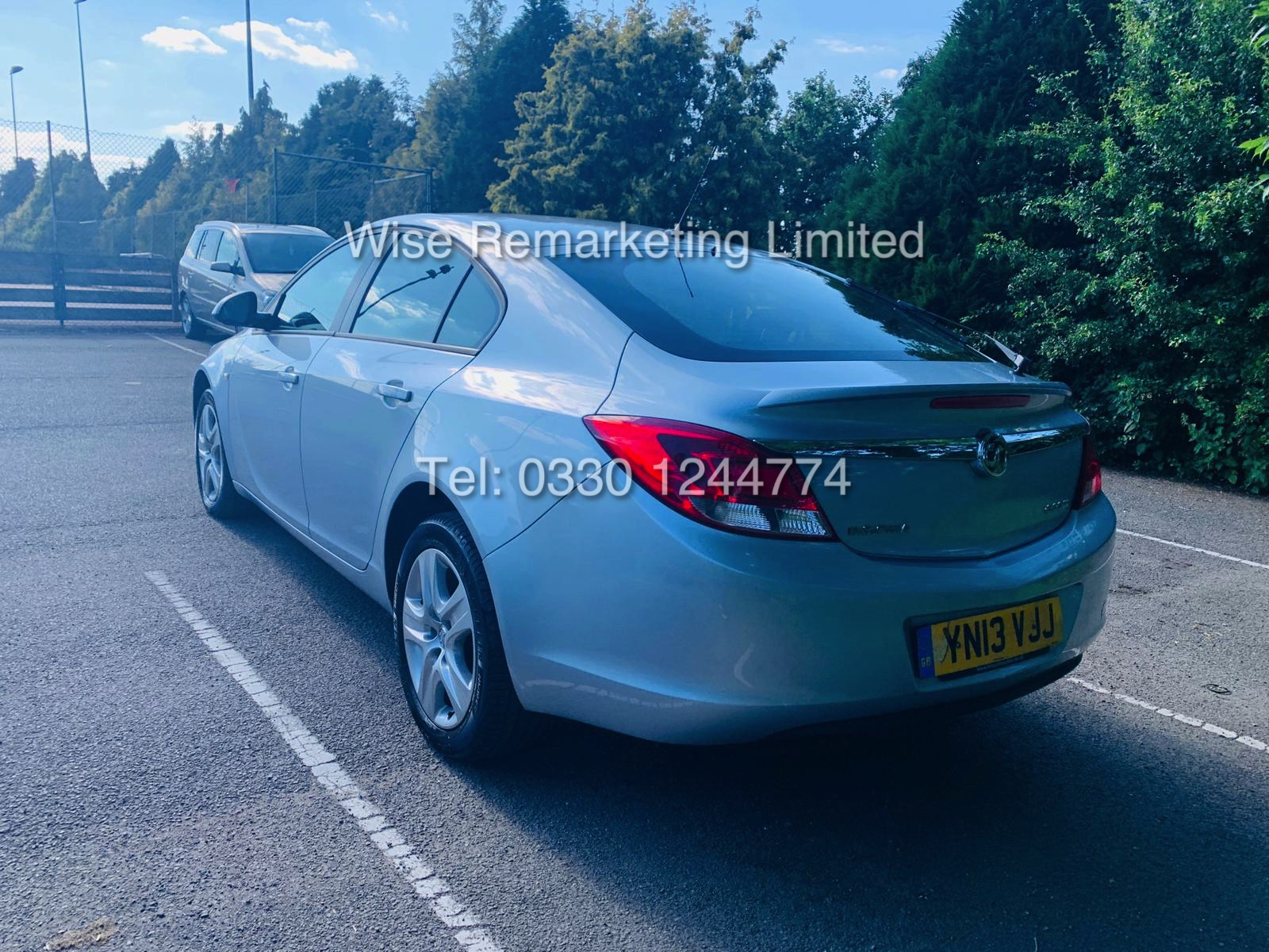 VAUXHALL INSIGNIA 2.0 CDTI ECOFLEX ES 2013 *FSH* 1 OWNER FROM NEW - Image 8 of 30