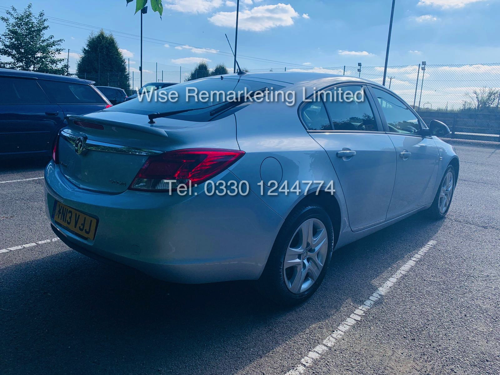 VAUXHALL INSIGNIA 2.0 CDTI ECOFLEX ES 2013 *FSH* 1 OWNER FROM NEW - Image 7 of 30