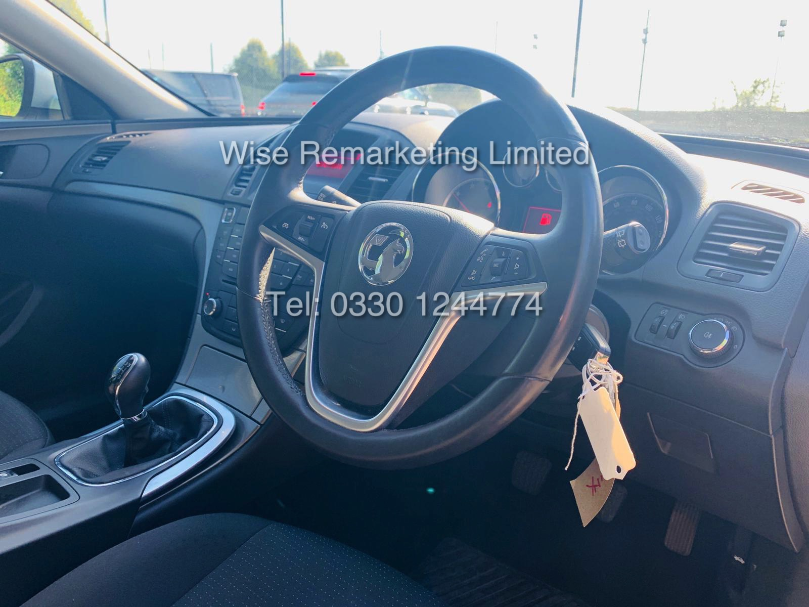 VAUXHALL INSIGNIA 2.0 CDTI ECOFLEX ES 2013 *FSH* 1 OWNER FROM NEW - Image 25 of 30