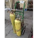 2-Wheel Torch Cart