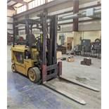 Hyster Model E80XL 48V Electric Forklift
