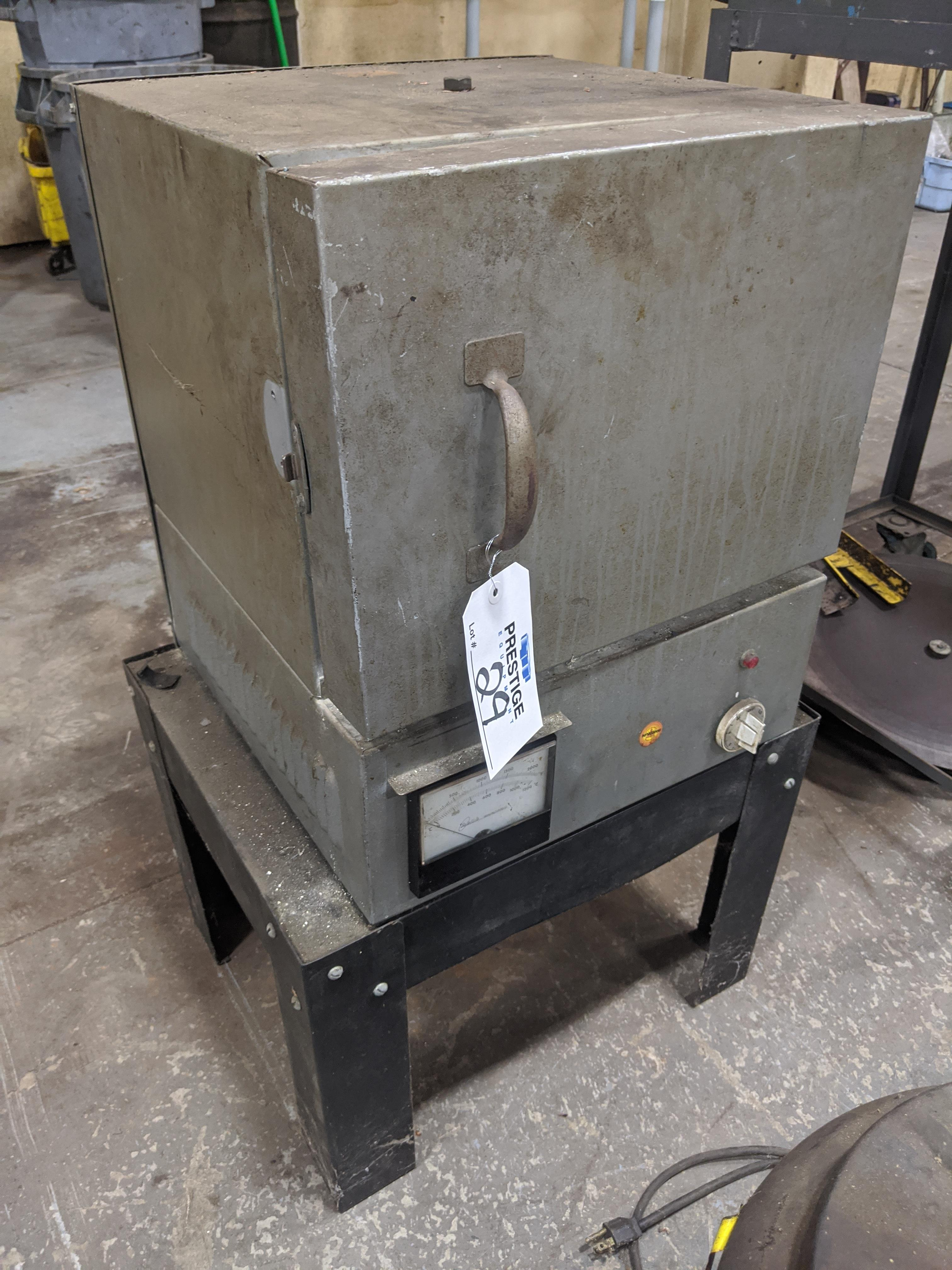 Lot 29 - Electric Annealing Oven