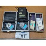 Lot of Inspection Equipment