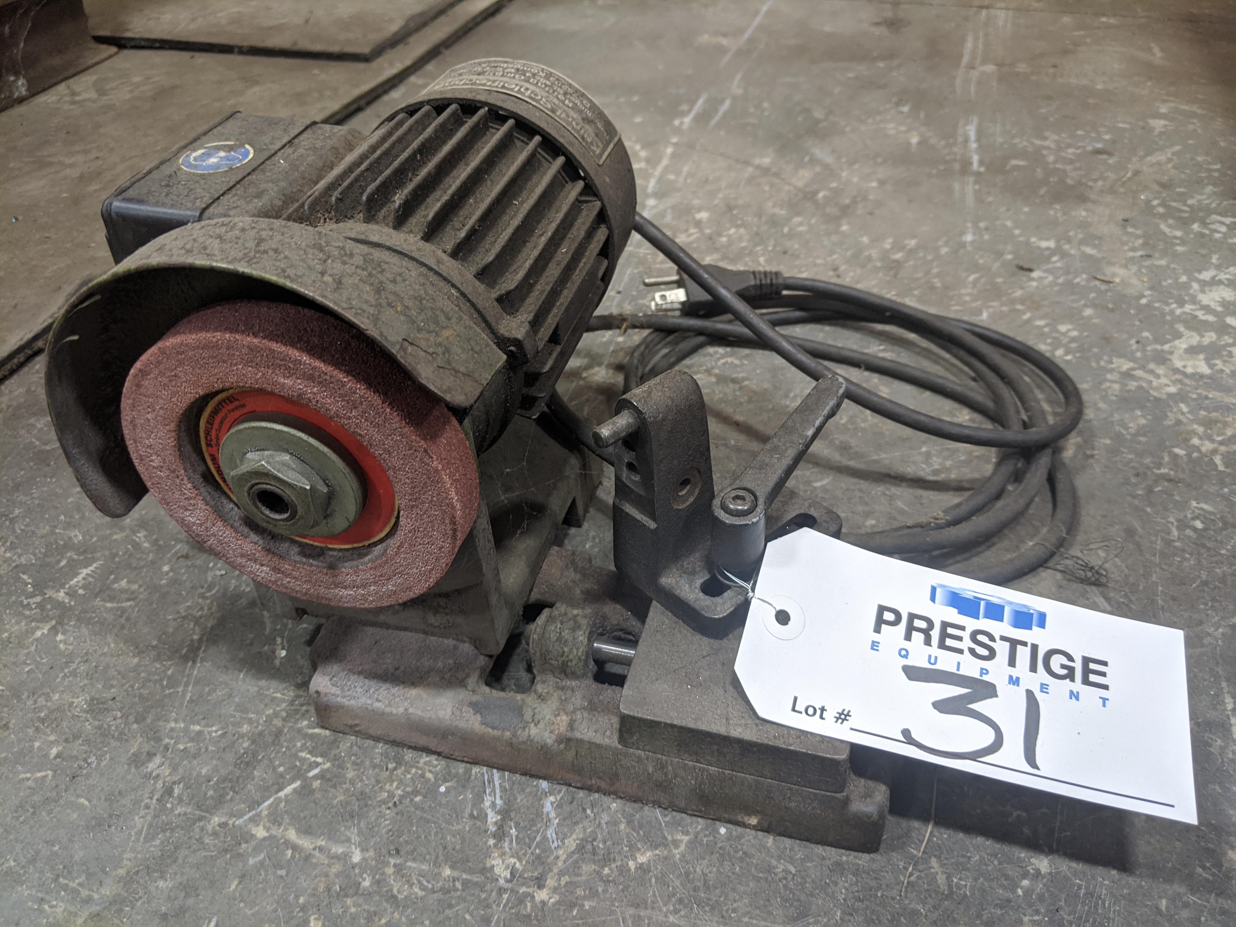 Lot 31 - Kaindl-Schleiftechnik Drill Bit Sharpener