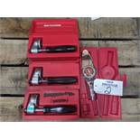 Snap-On Dial Type Torque Wrenches