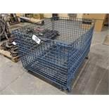 Foldable Steel Wire Basket